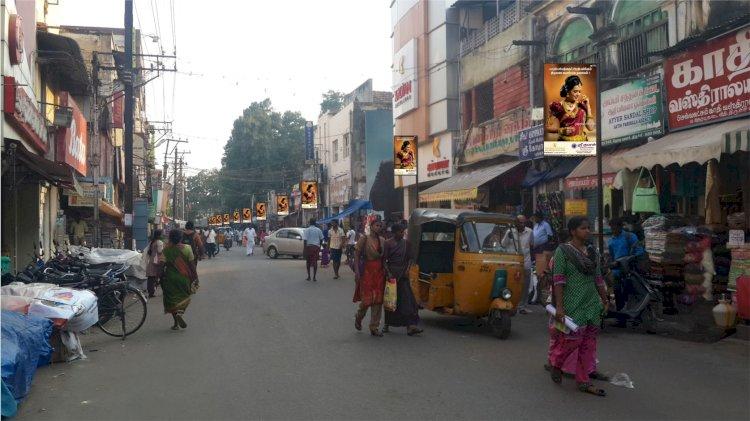 திருச்சியில் காலை 6 மணி முதல் பிற்பகல் 2 மணி வரை மட்டுமே கடைகள் திறப்பு!!