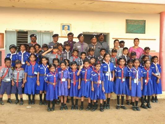 திருச்சி மாவட்ட சாரண ஆசிரியர்களுக்கான பயிற்சி முகாம்:
