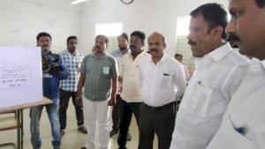 திருச்சி மாவட்டத்தில் 14  ஒன்றியங்களில் தொடங்கியது வாக்கு எண்ணும் பணி: