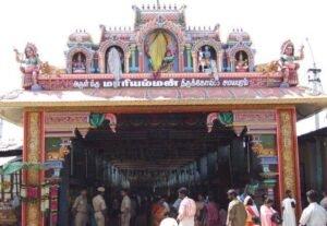 சமயபுரத்தில் நாளை சிறப்பு அபிஷேகம் மற்றும் அம்மன் புறப்பாடு ரத்து!