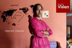 A dive into the young and talented Kiruthika's Paperpage journey