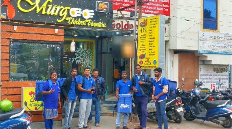 திருச்சியில் 1 ரூபாய்க்கு பிரியாணி - அசத்தி வரும் THE FOODIEE நிறுவனம்!