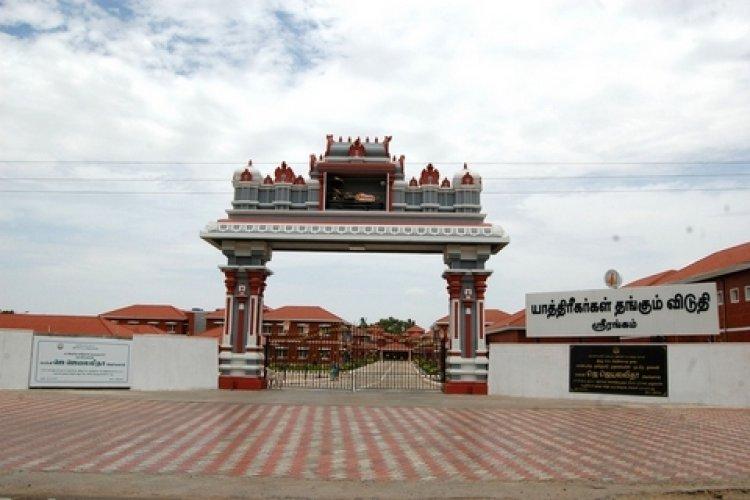 ஸ்ரீரங்கம் யாத்ரி நிவாஸ் பக்தர்கள் விடுதி இன்று முதல் மீண்டும் திறப்பு!!