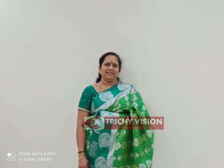 52 வயதில் தனக்கென ஒரு அடையாளம் - கலைநயம் சாரீஸ் உமா வளவன்